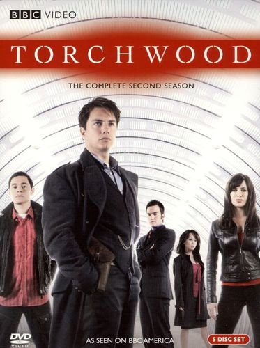 Torchwood: The Complete Second Season [5 Discs] [DVD] 8943227