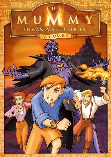 The Mummy: The Animated Series, Vol. 2 [DVD] 8949221