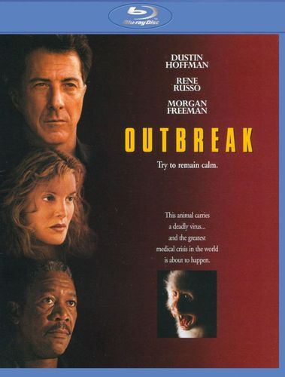 Outbreak [Blu-ray] [1995] 8953331