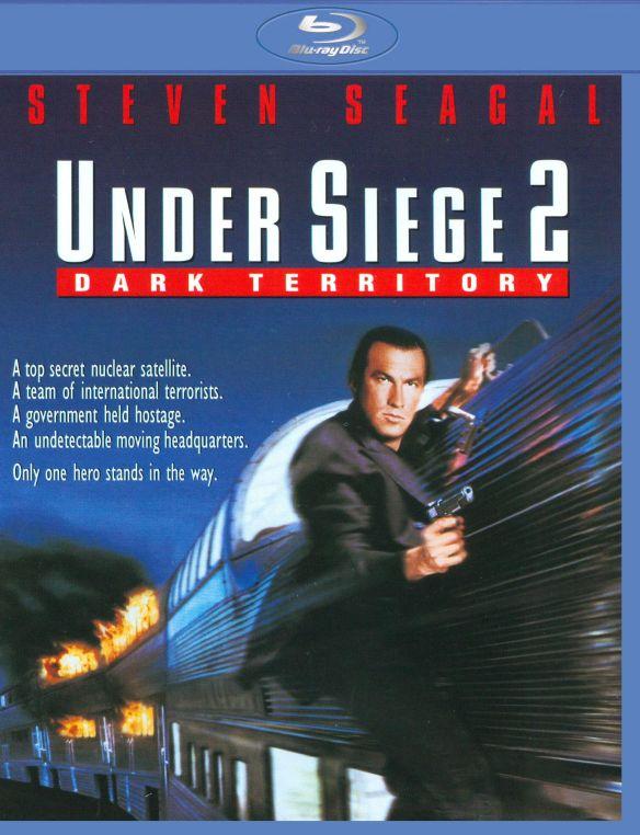 Under Siege 2: Dark Territory [Blu-ray] [1995] 8953377