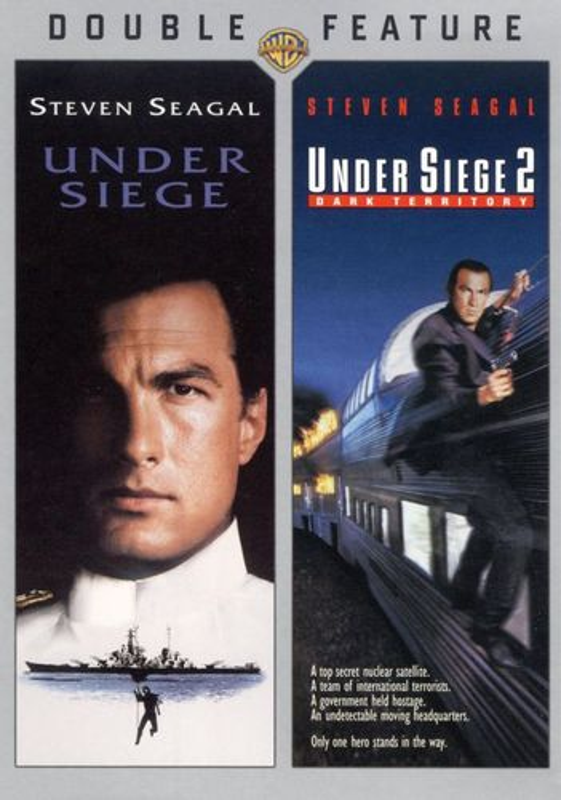 Under Siege/Under Siege 2 [DVD] 8953386