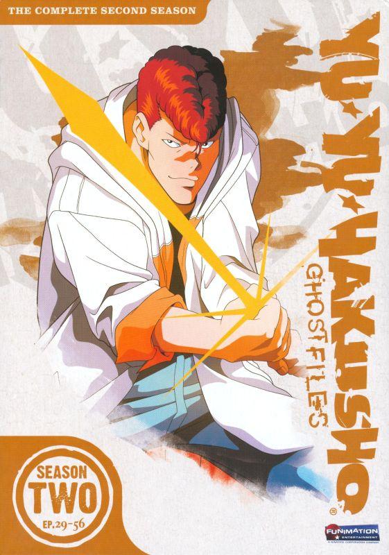 Yu Yu Hakusho: Season Two [4 Discs] [DVD] 8953554