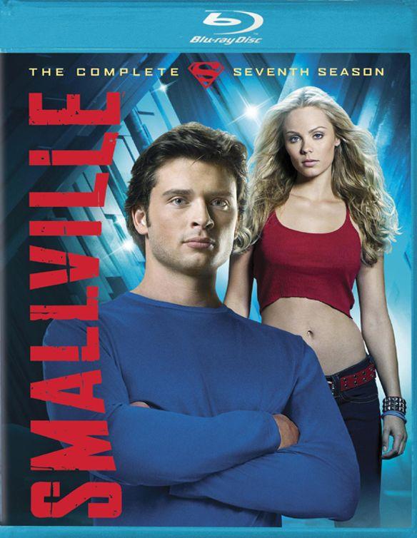 Smallville: The Complete Seventh Season [Blu-ray] [3 Discs] 8955348