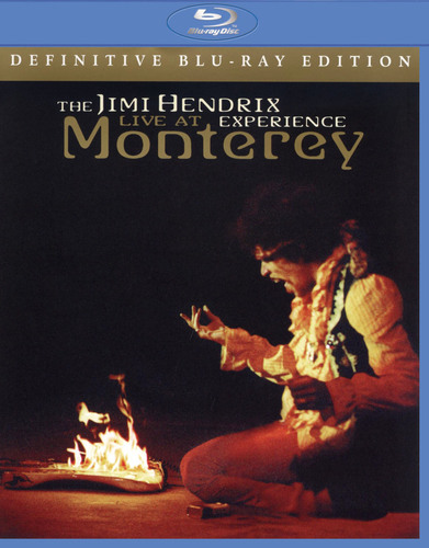 Live at Monterey [Blu-ray] [English] [2007] 8956524