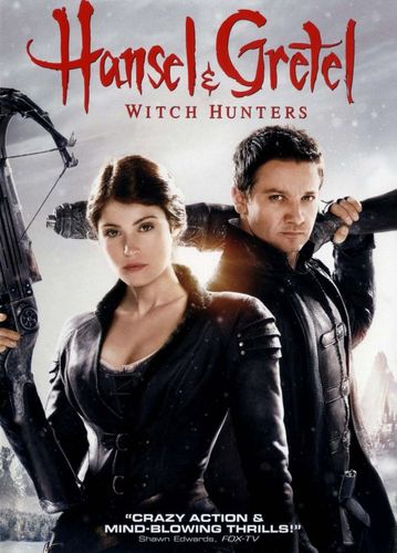 Hansel & Gretel: Witch Hunters [DVD] [2013] 8959113