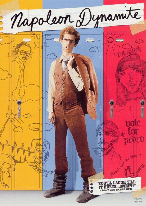 Napoleon Dynamite [WS] [DVD] [2004] 8959567