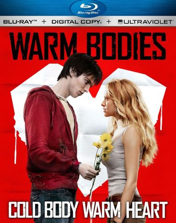 Warm Bodies [Includes Digital Copy] [UltraViolet] [Blu-ray] [2013] 8968633