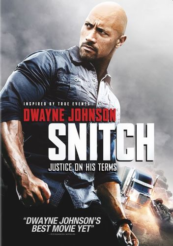 Snitch [Includes Digital Copy] [UltraViolet] [DVD] [2013] 8970058