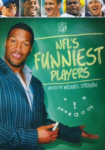 The NFL's Funniest Players [DVD] [2008]
