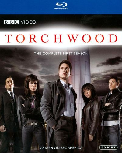 Torchwood: The Complete First Season [Blu-ray] 8971302