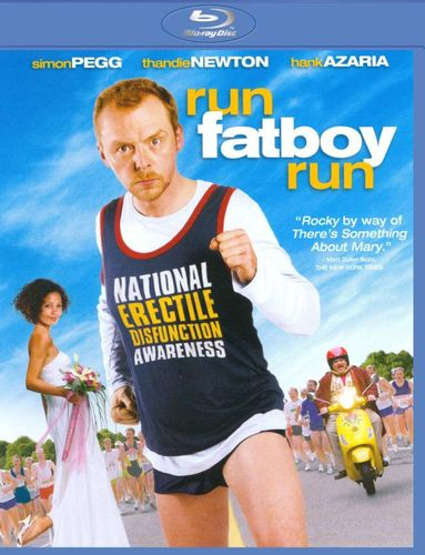 Run, Fat Boy, Run [Blu-ray] [2007] 8976263