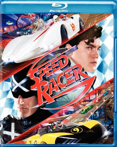 Speed Racer [Includes Digital Copy] [Blu-ray] [2008] 8976272