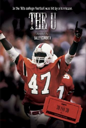 ESPN Films 30 for 30: The U [DVD] [2009] 8976326