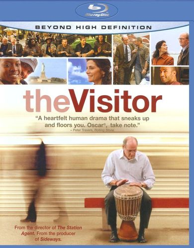 The Visitor [Blu-ray] [2007] 8977155