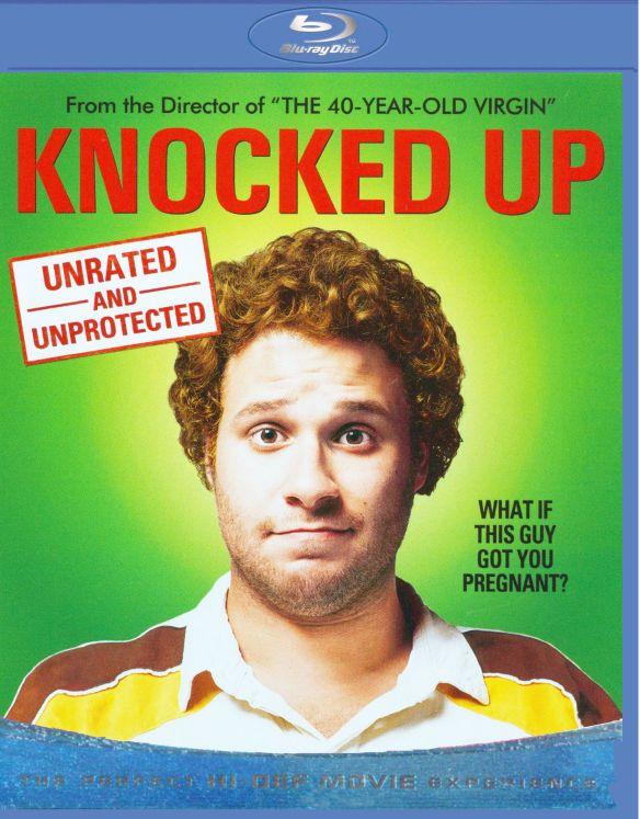 Knocked Up [Blu-ray] [2007] 8986047