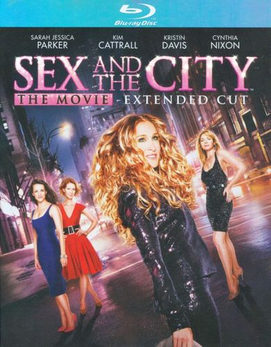 Sex and the City: The Movie [Blu-ray] [2008] 8989053