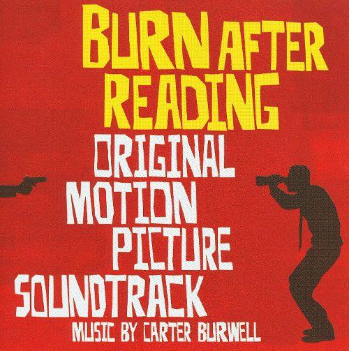 Burn after Reading [Original Motion Picture Soundtrack] [CD] 8991905