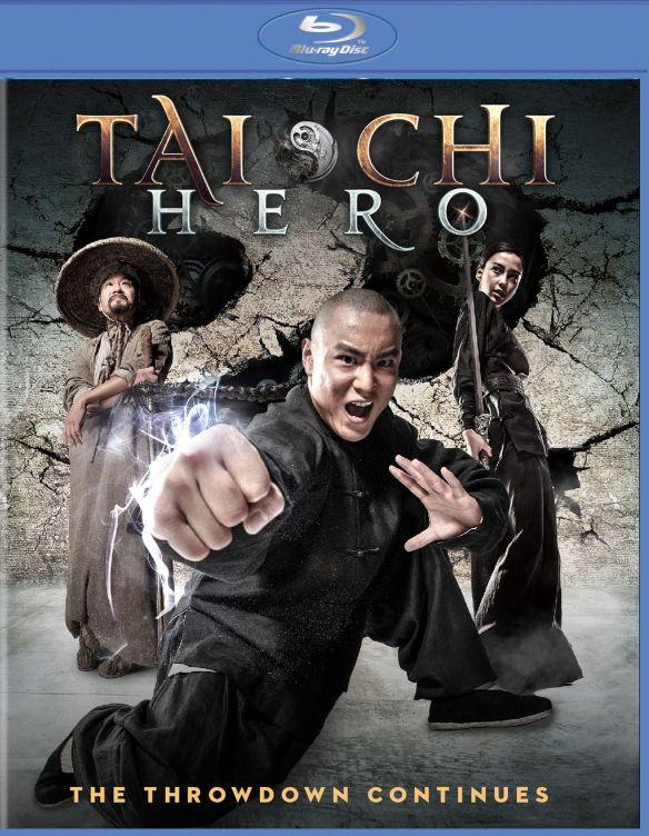 Tai Chi Hero [2 Discs] [Blu-ray/DVD] [2012] 8999059