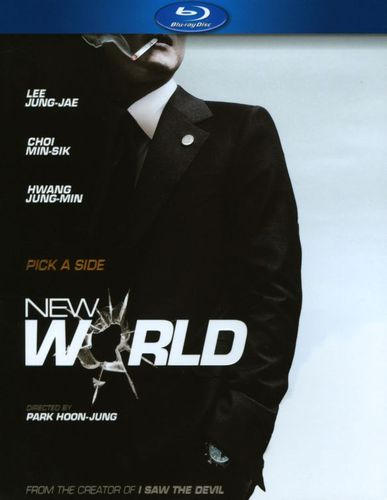 New World [2 Discs] [Blu-ray/DVD] [2013] 8999068