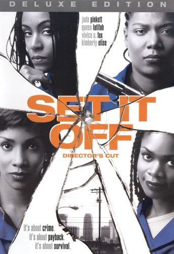 Set It Off [Deluxe Edition] [Director's Cut] [DVD] [1996] 9006679