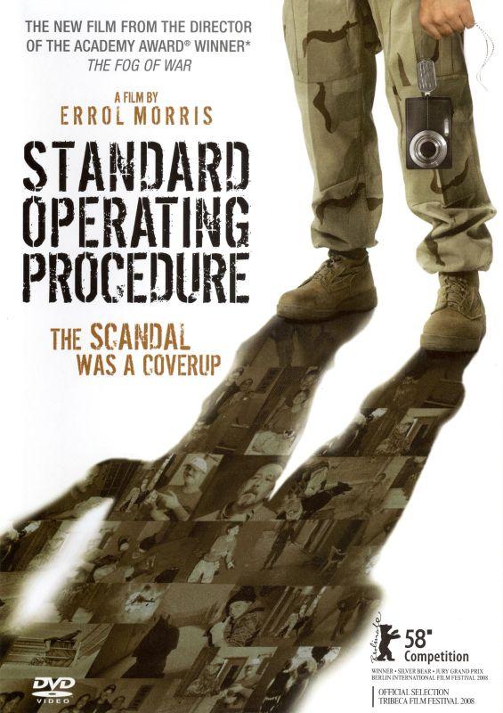 Standard Operating Procedure [DVD] [2008] 9008398
