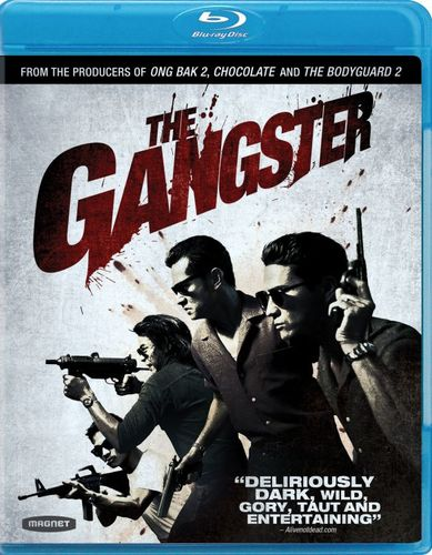 The Gangster [Blu-ray] [2012] 9015155