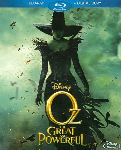Oz the Great and Powerful [Includes Digital Copy] [Blu-ray] [2013] 9015182