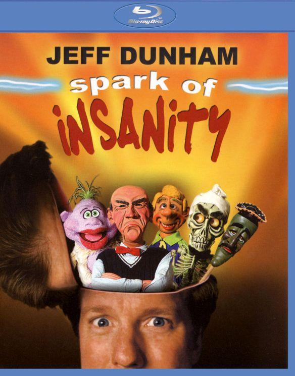 Spark of Insanity [Blu-ray] [2007] 9019073