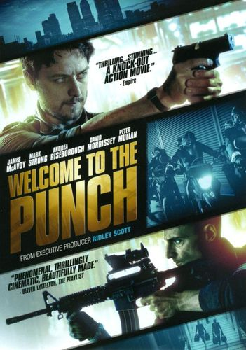 Welcome to the Punch [DVD] [2013] 9020111