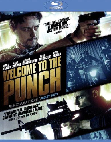 Welcome to the Punch [Blu-ray] [2013] 9020139