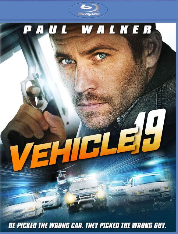 Vehicle 19 [Blu-ray] [2013] 9020157