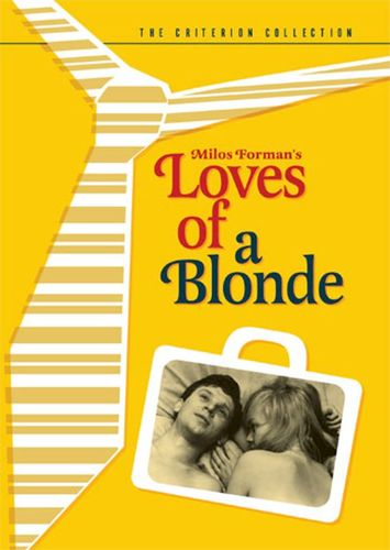 Loves of a Blonde [Criterion Collection] [DVD] [1965] 9020613