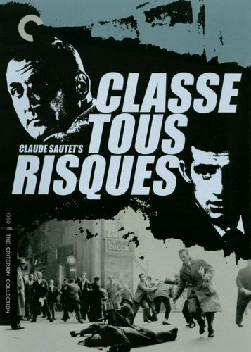 Classe Tous Risques [Criterion Collection] [DVD] [1960] 9020631