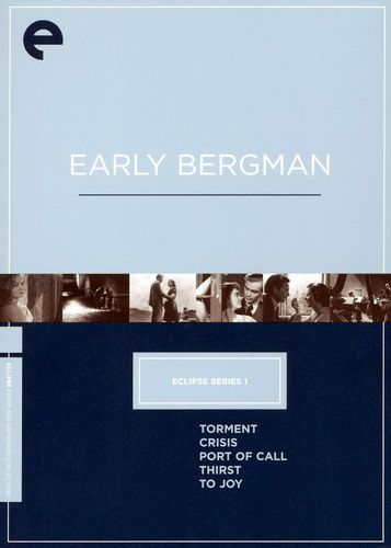 Early Bergman Box Set [5 Discs] [Criterion Collection] [DVD] 9020686