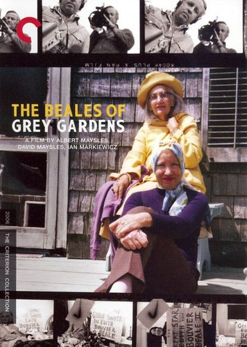 The Beales of Grey Gardens [Criterion Collection] [DVD] [2006] 9021168