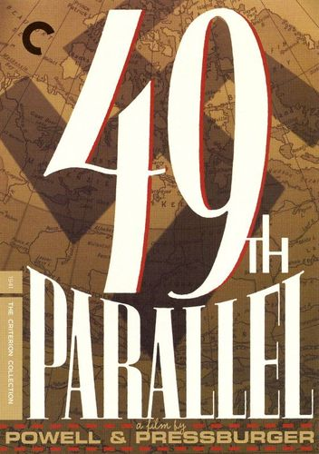 49th Parallel [2 Discs] [Criterion Collection] [DVD] [1941] 9021248