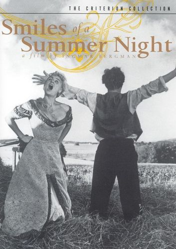 Smiles of a Summer Night [Criterion Collection] [DVD] [1955] 9021827