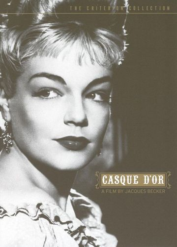 Casque d'Or [Criterion Collection] [DVD] [1952] 9021998