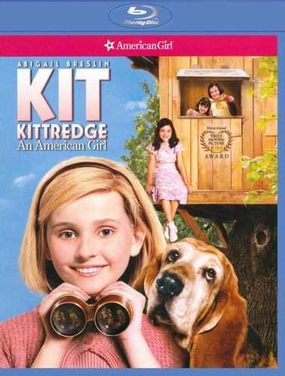Kit Kittredge: An American Girl [Blu-ray] [English] [2008] 9022336
