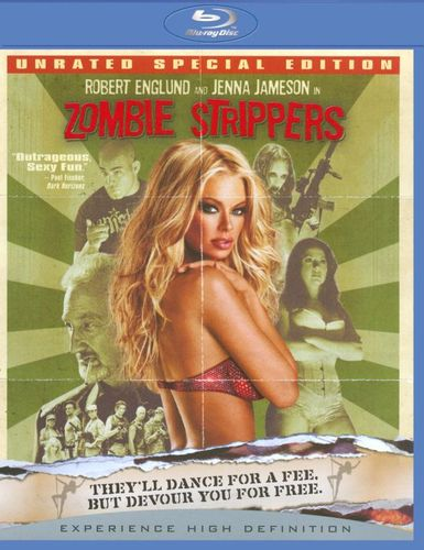 Zombie Strippers [Special Edition] [Blu-ray] [2008] 9024593
