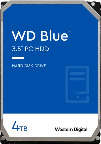 WD Blue 4TB Desktop Internal HDD
