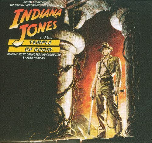 Indiana Jones and the Temple of Doom [CD] 9030005
