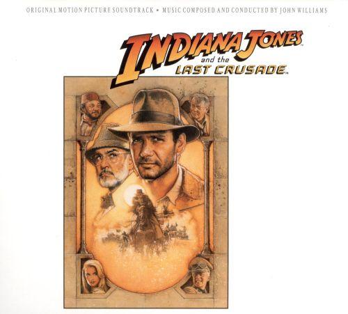 Indiana Jones and the Last Crusade [Bonus Tracks] [CD] 9030684