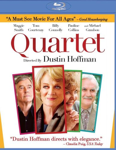 Quartet [Blu-ray] [2012] 9031047