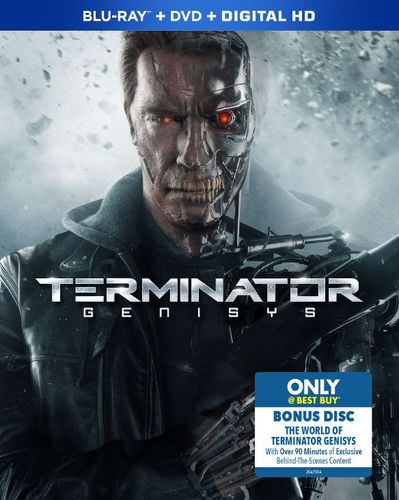 Terminator: Genisys [Includes Digital Copy] [Blu-ray/DVD] [Only @ Best Buy] [2015]