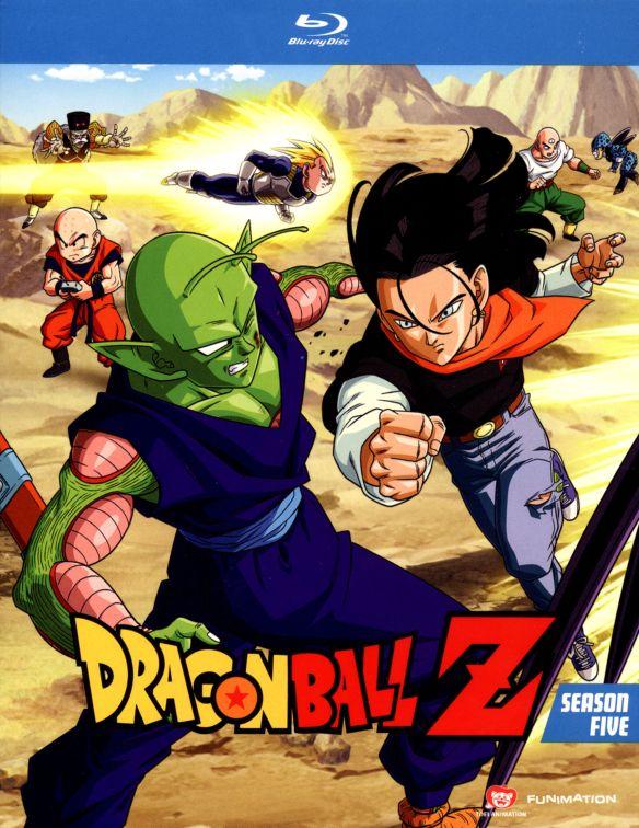DragonBall Z: Season Five [4 Discs] [Blu-ray] 9044275