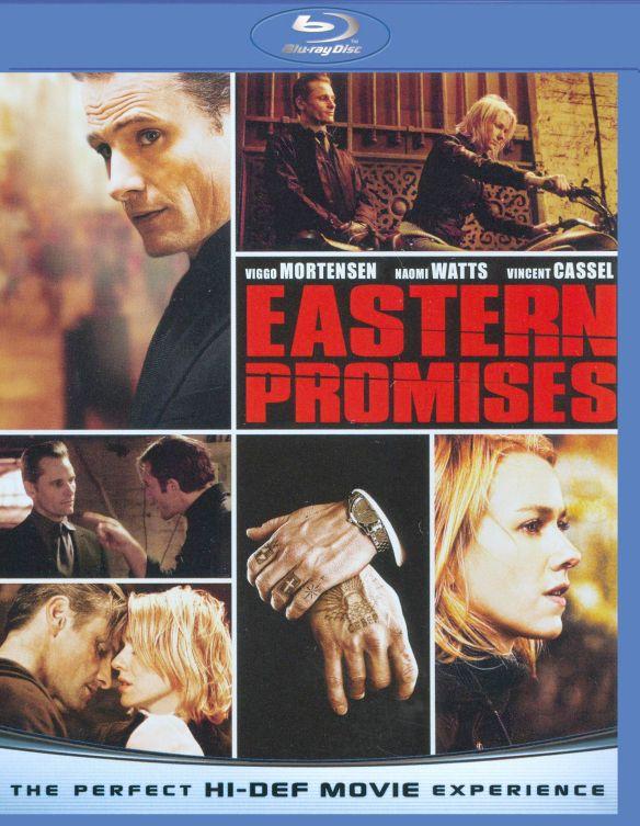 Eastern Promises [Blu-ray] [2007] 9053365