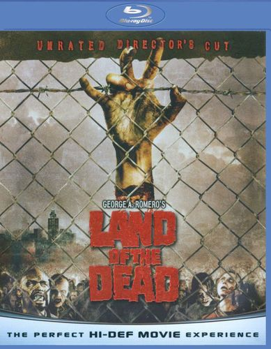 Land of the Dead [Blu-ray] [2005] 9053374