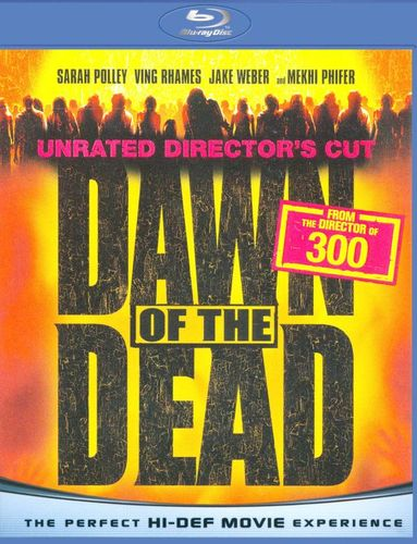 Dawn of the Dead [Blu-ray] [2004] 9053383