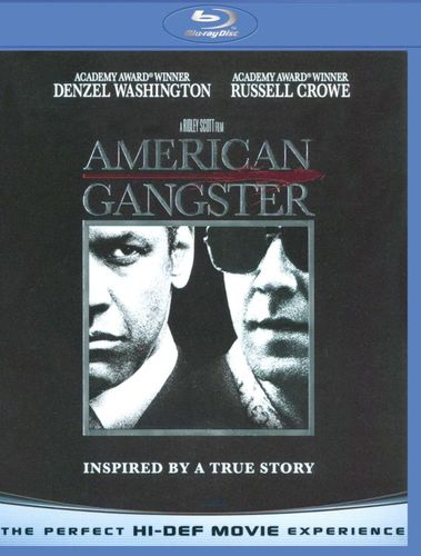 American Gangster [Blu-ray] [Unrated] [2007] 9053392